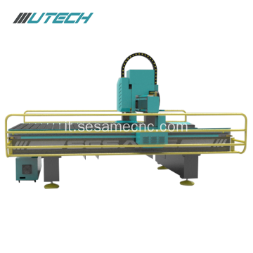 3 Axis Engraving CNC Router for Aluminum Copper
